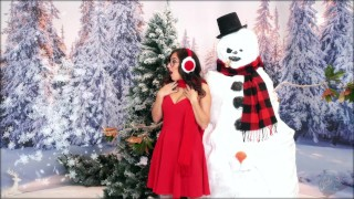 FROSTY THE SNOWMAN PORN PARODY