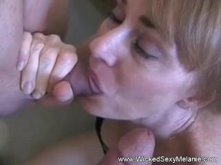 Granny Demands Intense Rough Sex