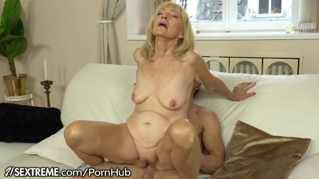 Granny stockings tgp - 21sextreme horny granny rides young studs throbbing cock