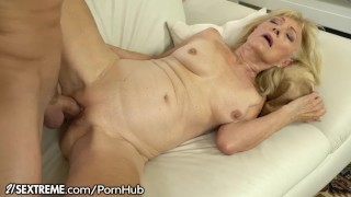 Cock sextreme studs granny young throbbing horny rides european kissing