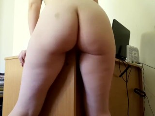 Milf dildo ass dad fucks step daughter with mom in bed and your dick is too big for my