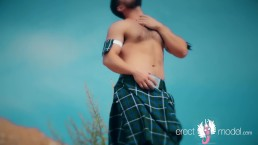 Are scottish men naked under skirt?
