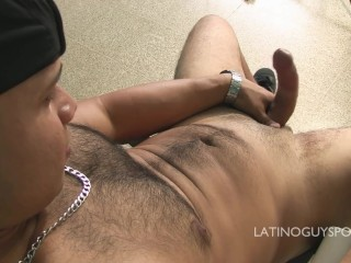 Hairy Latino Daddy