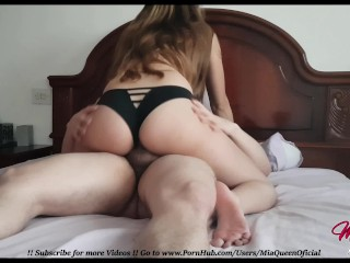 College Amateur Couple Fucking Passionately .. by MiaQueen