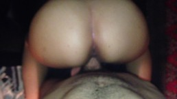 Fucking 18 year old latina from tinder doggystyle