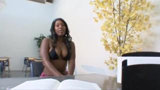 Mdds cock girl throated school professor by ebony black tits