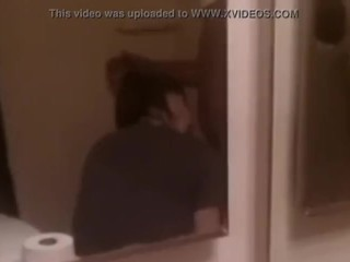British mom rimjob blow job on sons friend in bathroom