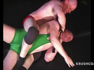 Real Wrestling to Submission | Krush vs Kain