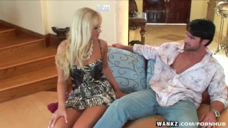 WANKZ- Nikki Kane Isnt Wearing Any Panties Screwmywifeclub cuckold