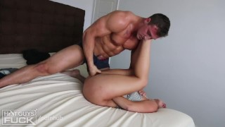 Hottest Teen Fitness Couple On PornHub! Amazing Bodies! Exclusive Preview! Fuck daddy