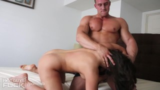 Hottest Teen Fitness Couple On PornHub! Amazing Bodies! Exclusive Preview! Orgasm cowgirl
