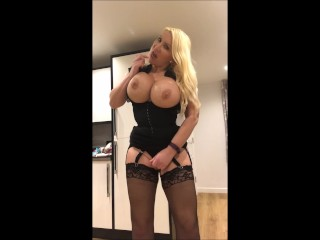 Can I be your secretary ?? 34JJ big ass milf - SophieJamesLive.com