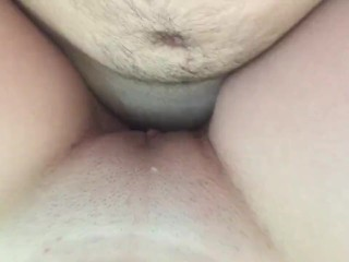 Asian MILF Sucks and Fucks Cock