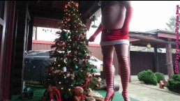 Sexy Weihnachten 2017 ** Outdoor DWT **