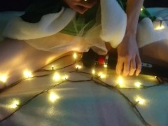 little christmas elf cums hard | Christmas Special
