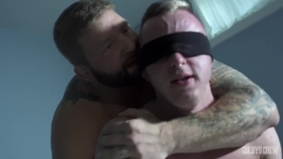 Frat House Initiation - Alexander Pierson And Colby Jansen Blonde cowgirl