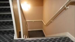 College Girl Loves Risky Hotel Hallway Fucking