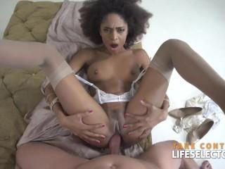 Older women panty masturbation