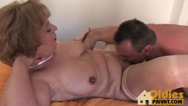 Pussy licking german grannies Granny doc with big tits