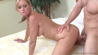 Aunts in my pants starring Jodi West Blue over