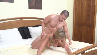 Aunts in my pants starring Jodi West Amateur cowgirl