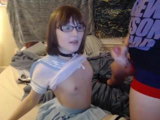 Teen crossdress porno