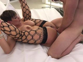 pornstar. exclusive hardcore. brunette with big boobies.  @HannahBrooksUK