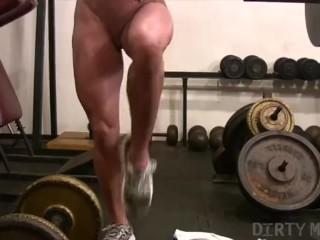 Ashlee Chambers Naked Female Bodybuilder Perfection