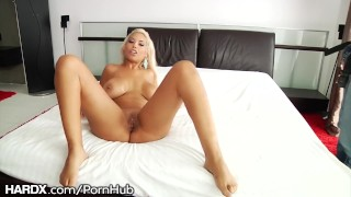 Busty Latina Bridgette B Anal Drilled and Facefucked porno
