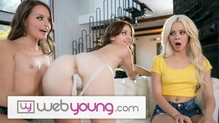 webyoung 3 bitch lesbians playing with sex dice – teen porn
