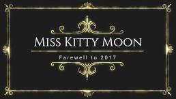 Kitty Moon Farewell to 2017 - MissKittyMoon.ManyVids.com