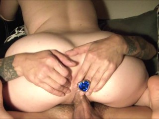 EMMA RAE LITTLE - DICK RIDES AND CREAM PIES COMPILATION