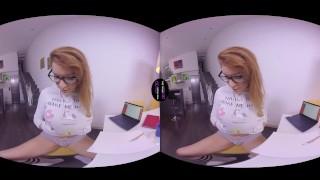 Nikki nerdy virtualrealtranscom boobs 60fps