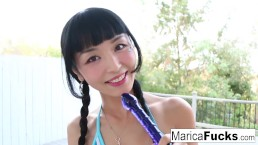 Marica Hase masturbation fun