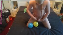 Nylon Encasement mit Luftballons ** FSH 2 **