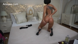 Anisyia Livejasmin oily hot hot body