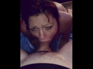 xtreme cock addicted deepthroat bitch ! taped with handycam ! HOT !