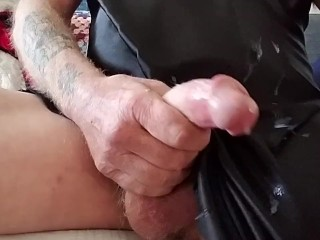 Jerk that cock for a huge cumshot!