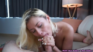 Stepsister drains brothers cock twice Cum butt