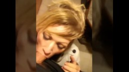 Dirty little whore gf sends video cheating sucking Bestfriends dick