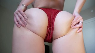 Ashley alban mommy's ass fuck solo striptease