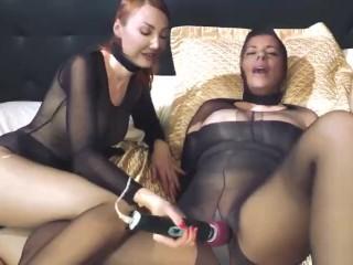 Nylon Bondage