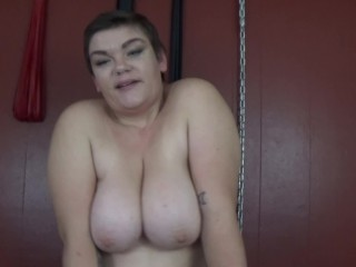 Erika Page Boobs and Blow Job