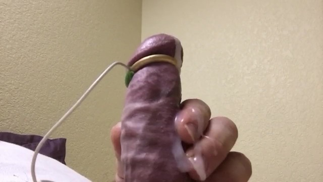 lady doctor checking penis