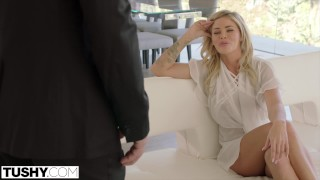 Tushy with driver anal hot jessa and intense rhodes atm rimming