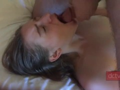 Redhead Takes Multiple Cum Loads from Older Man