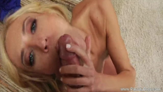 Dirty Blonde MILF Rough Fuck