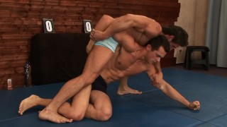 No Holds Barred Nude Wrestling Vol.24