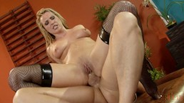 Oiled Her Body For My Cock To Slide In