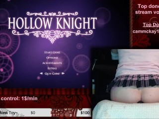 Sweet Cheeks Plays Hollow Knight (Part 2)